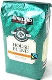 Kirkland スターバックス ローストハウスブレンド コーヒー (豆) 907g×12パック