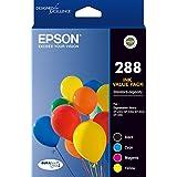 Epson 288 4 Colour Ink Pack - Xp-240 Xp-340 XP-440