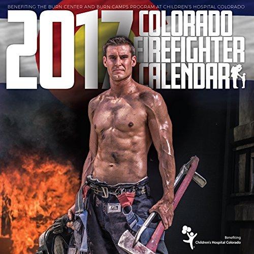 2017Colorado消防士カレンダー