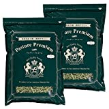 [30年新刈プレミアムチモシー]PASTURE PREMIUM/パスチャープレミアム 北米産最上級ス-パープレミアムホース1番刈チモシー 500g x 2袋 (うさぎ/チンチラ/テグー等のエサ)