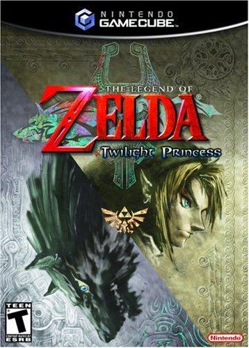 Games Legend of Zelda: Twilight Princess / Game