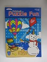 Children's puzzle fun volume 9