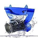 PIAGET 一眼レフカメラ 防水 防水ケース デジタルカメラ 防水袋 ミラーレス一眼 小型一眼レフ [並行輸入品]