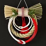 正月飾り注連飾り竹治郎雪月風花ときわ