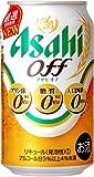 アサヒ オフ off 350mlx24本(1ケース)