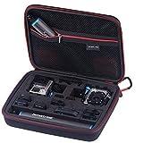 Smatree GoPro Hero 7/6/5/4/3+/3/2収納ケース 携帯便利 防震 防塵