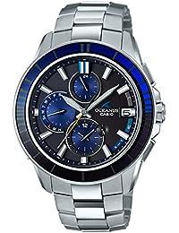 [カシオ]CASIO 腕時計 オシアナス マンタ Bluetooth搭載 電波ソーラー OCW-S4000C-1AJF メンズ