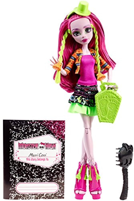 モンスターハイMonster High Monster Exchange Program Marisol Coxi Doll [並行輸入品]