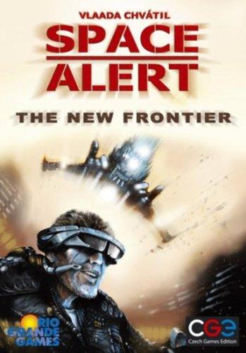 スペースアラート拡張セット ニューフロンティア (Space Alert: The New Frontier) ボードゲーム