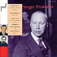 Prokofiev: Volin and Piano