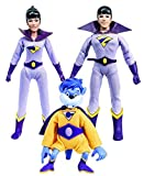World Greatest Heroes / DC Super Friendsレトロ8インチアクションフィギュアシリーズ1 : Wonder Twins with Greek