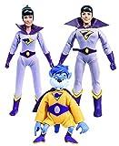 World Greatest Heroes / DC Super Friendsレトロ8インチアクションフィギュアシリーズ1: Wonder Twins with Greek