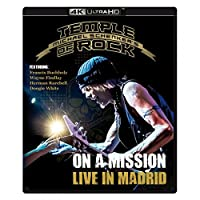 On a Mission: Live in Madrid / [Blu-ray]