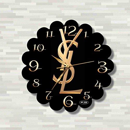 Yves Saint Laurent 11'' 壁時計(イヴ...