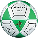 Mikasa Sports Mikasa FT5 Goal Master Soccer Ball FT5A-G, Green/White, Size 5
