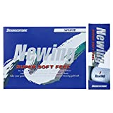 ブリヂストン NEWING ボール ニューイング SUPER SOFT FEEL ボール 5ダースセット 5ダース(60個入り) ホワイト