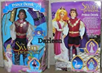 Prince Derek Doll from the Swan Princess 1994Tyco