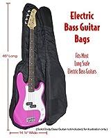 Performance Plus GBE265 Heavy Duty 600 Denier Nylon Long Scale Solid Body Bass Bag [並行輸入品]