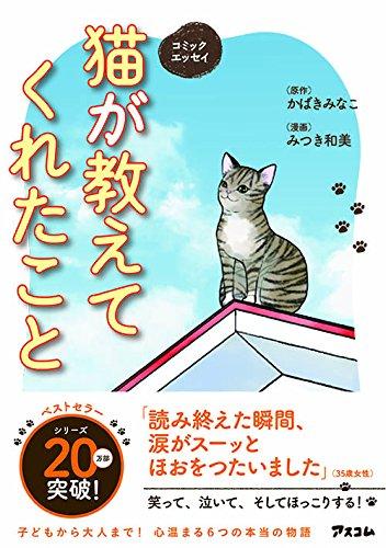1年で67,000匹以上の猫が殺処分に!ほっこりだけじゃない猫飼いの真実が見える『猫が教えてくれたこと』