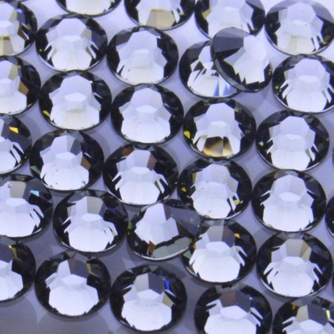 川ポータル無駄にHotfixブラックダイヤモンドss10(100粒入り)スワロフスキーラインストーンホットフィックス