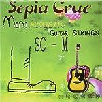 Sepia Crue セピアクルー ミニギター弦 SC-M