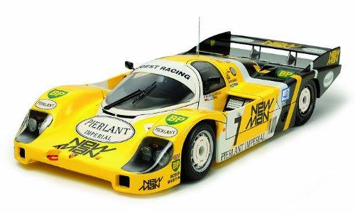 1/24 スポーツカーシリーズ No.49 ニューマン ポルシェ 956 (1984年ル・マン優勝車) 24049