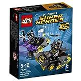 レゴ (LEGO) スーパー・ヒーローズ マイティマイクロ:バットマン vs キャットウーマン 76061 (¥ 4,580)
