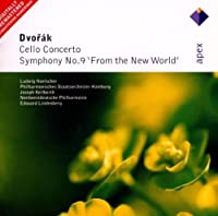 Dvorak: Cello Concerto, Symphony No 9 'From The New World' by Ludwig Hoelscher (2003-09-01)