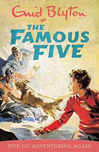 Five Go Adventuring Again (Famous Five Centenary Editions)の詳細を見る