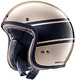 アライ(ARAI) バイクヘルメット ジェットタイプ クラシックMOD バンデージ ブロンズ 59-60cm MOD-BANDAGE-BR-59