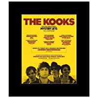 KOOKS - UK Tour Dec 2008 Mini Poster - 30x24.2cm