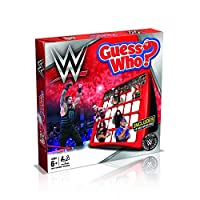 Winning Moves 029889 Wwe Guess Who Game