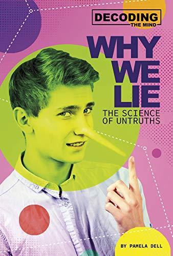 [画像:Why We Lie: The Science of Untruths (Decoding the Mind)]
