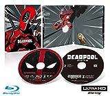 【Amazon.co.jp限定】デッドプール スチールブック仕様 (2枚組)[4K ULTRA HD + Blu-ray]