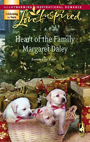 Download Heart Of The Family (Love Inspired : Fostered by Love) 0373874618