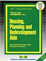 Housing, Planning and Redevelopment Aide