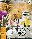 NHKテキスト 趣味の園芸 2017年 02 月号 [雑誌]