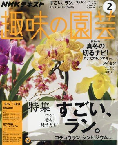 NHK趣味の園芸 2017年2月号 [雑誌] (NHKテキスト)の詳細を見る