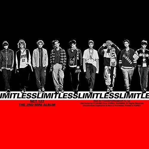 初回限定版 NCT 127 2nd ミニアルバム NCT #127 LIMITLESS (数量限定ミニフォト冊子付)( 韓国盤 )(初回限定特典6点)(韓メディアSHOP限定)