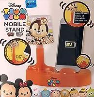 香港限定 ディズニー チップとデール モバイル スマホ スタンド ホルダー 携帯電話卓上スタンド ライト 携帯充電器