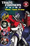 Transformers Prime: Meet Team Prime (Passport to Reading Level 2)