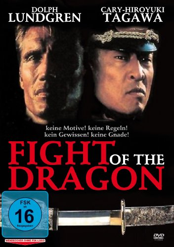Fight of the Dragon [Import allemand]