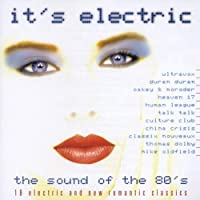 It's Electric: Sound of the 80's