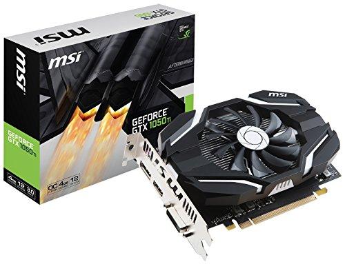 MSI GeForce GTX 1050 Ti 4G OCV1 グラフィックスボード VD6424