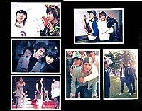 東方神起/y4/Lサイズ写真/ユノ・ユチョン、2U/6枚/5 偶像 TVXQ! TVXQ avex エイベックス