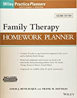 Family Therapy Homework Planner, 2nd Edition (PracticePlanners)