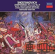 【Amazon.co.jp限定】ショスタコーヴィチ: 交響曲第5番&第9番 (SHM-CD)(特典:クラシックロゴ入り ストーンペーパーコースタ