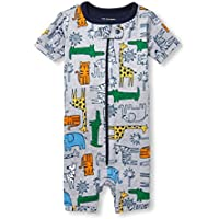 The Children's Place Baby-Boys Graphic Short Sleeve Bodysuit Layette Set