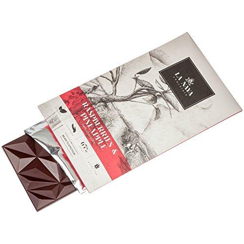 LA NAYA ラナヤ チョコレート 80g フレーバーチョコレート ラズベリーとパイナップルDC