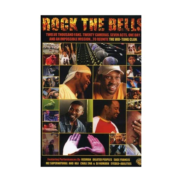 Rock the Bells [DVD] [Im...の商品画像